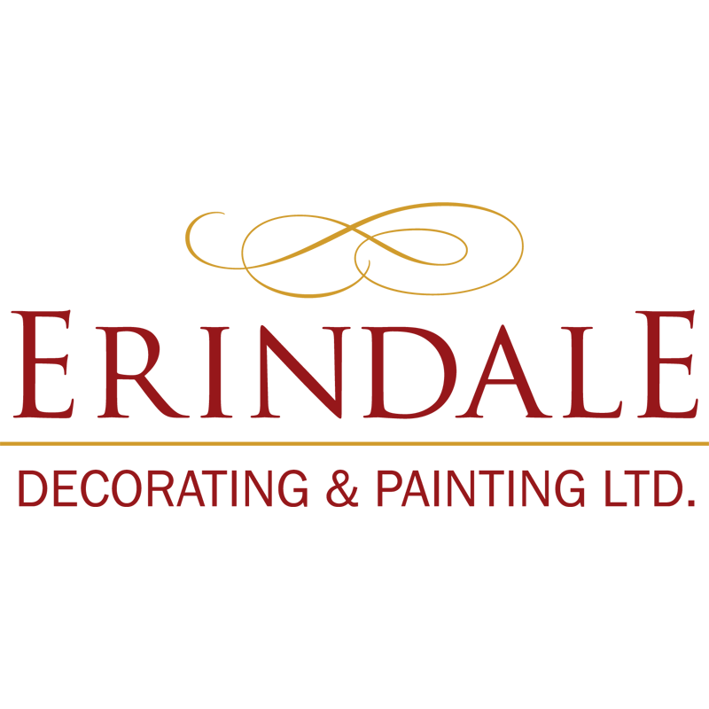 Mississauga Logo Design by Kevin J. Johnston - Erindale Decorating & Painting Ltd.
