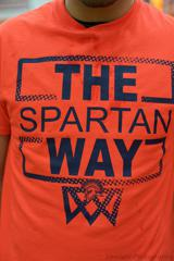 The spartan way small