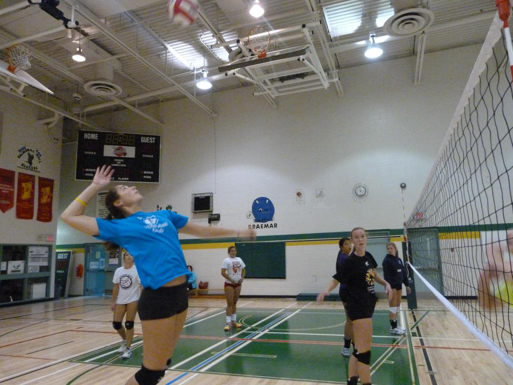 Elite Volleyball Camp