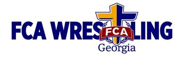 FCA Wrestling Georgia Logo