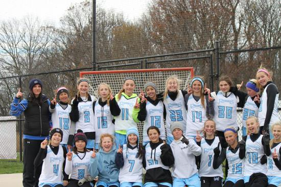 Rebels 2021 Black - Undefeated at 2015 Fall Terp Classic