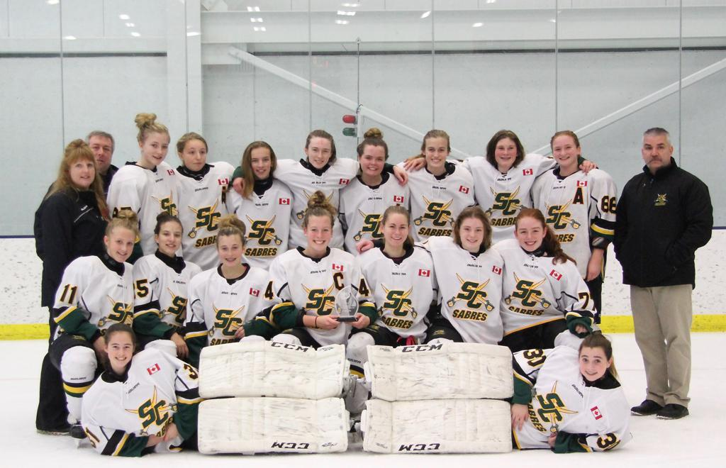 Stoney Creek Girls Hockey Association