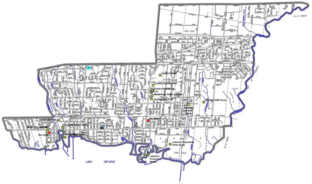 Jim Tovey - Mississauga City Council - Ward 1