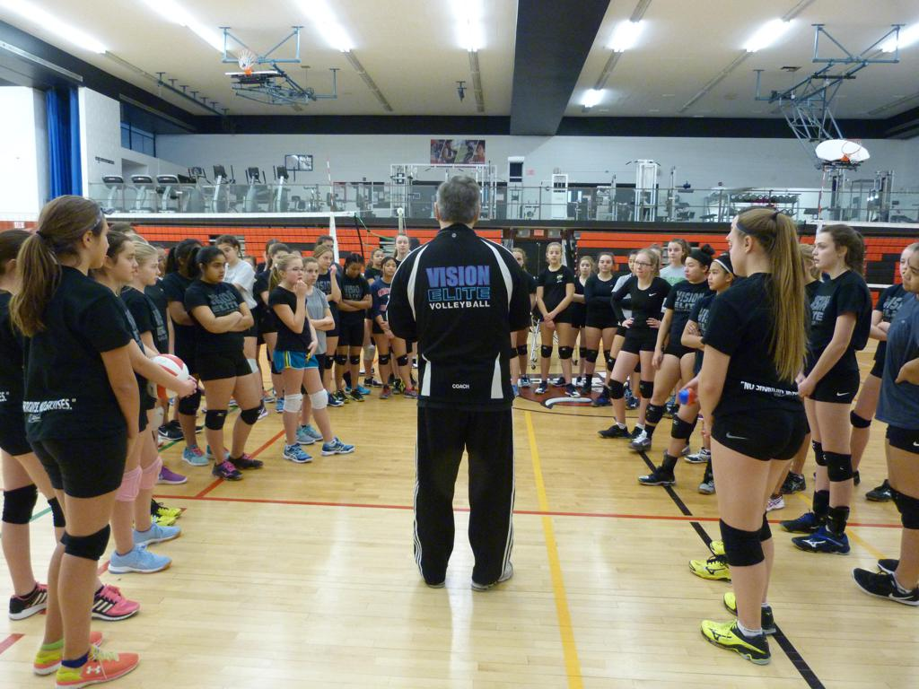 Free Volleyball Coach Camps