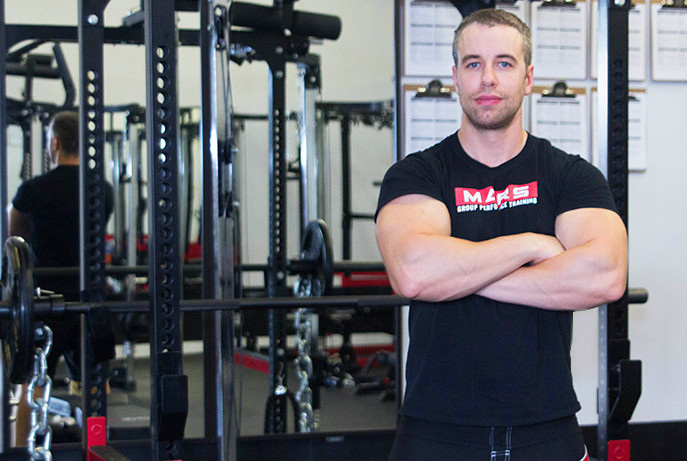 Mississauga Fitness and Mississauga Personal Training With MARS Fitness