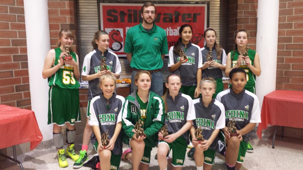 7th Grade B - 2nd Place - Edina