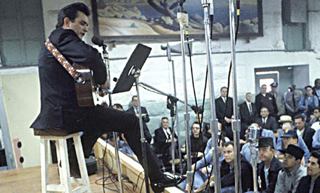 Johnny's Concert at Folsom Prison