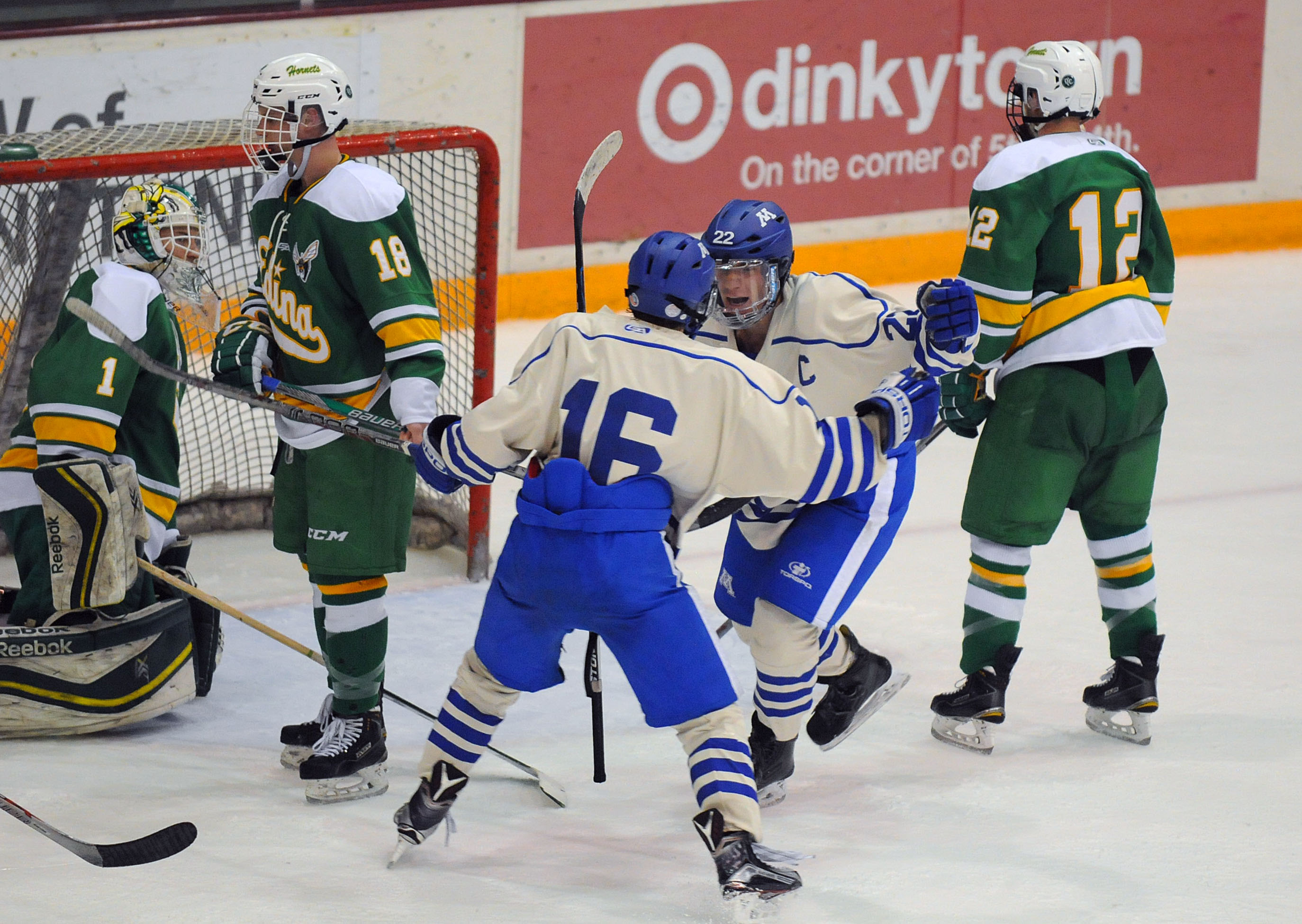 Edina midget hockey