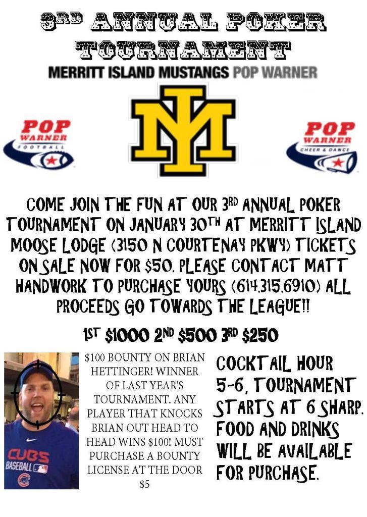 3rd Annual Tournament