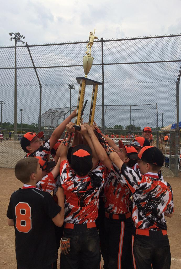 Harrold Butt Tournament Hilliard Ohio 2015 CHAMPIONS!