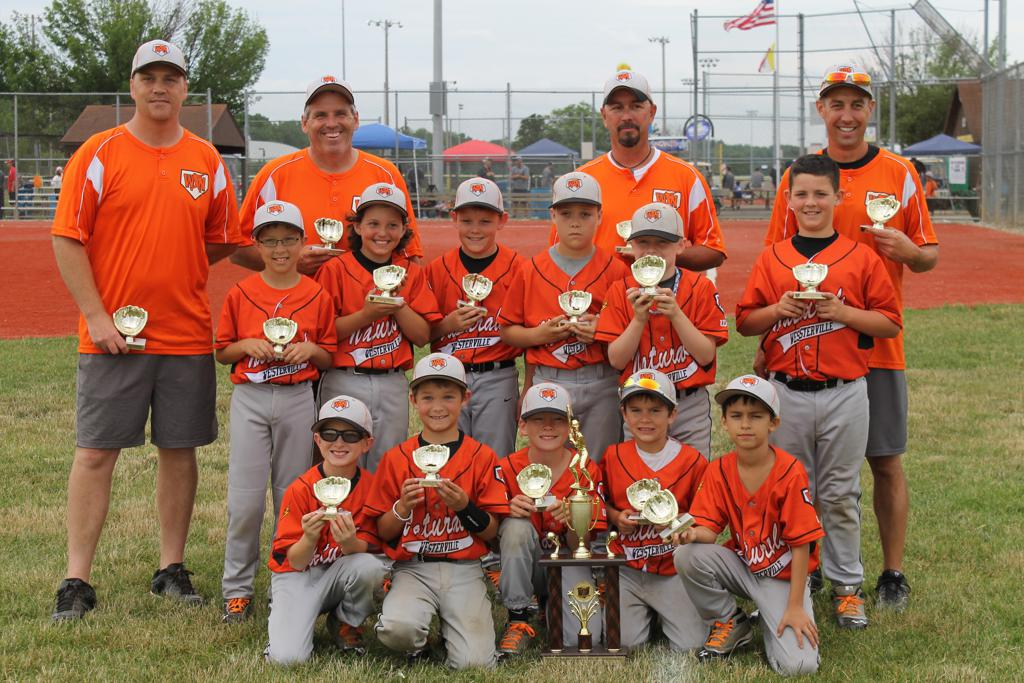 2013 Nations Baseball State Tournament 9U Gold bracket 3rd Place