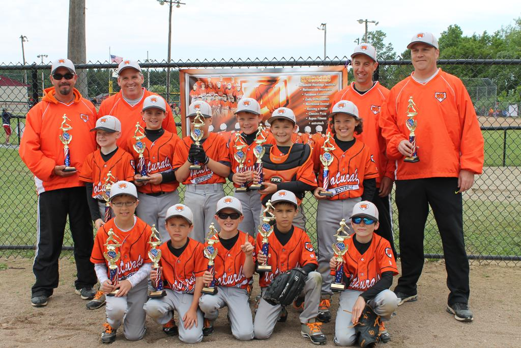 2013 Nations Baseball Eagle Classic Champions 9U