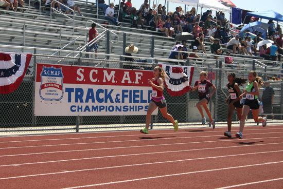 SCMAF Track & Field