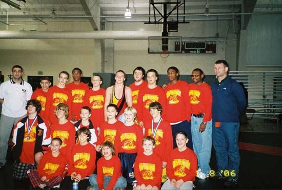 2006 Mason-Dixon Team NJ