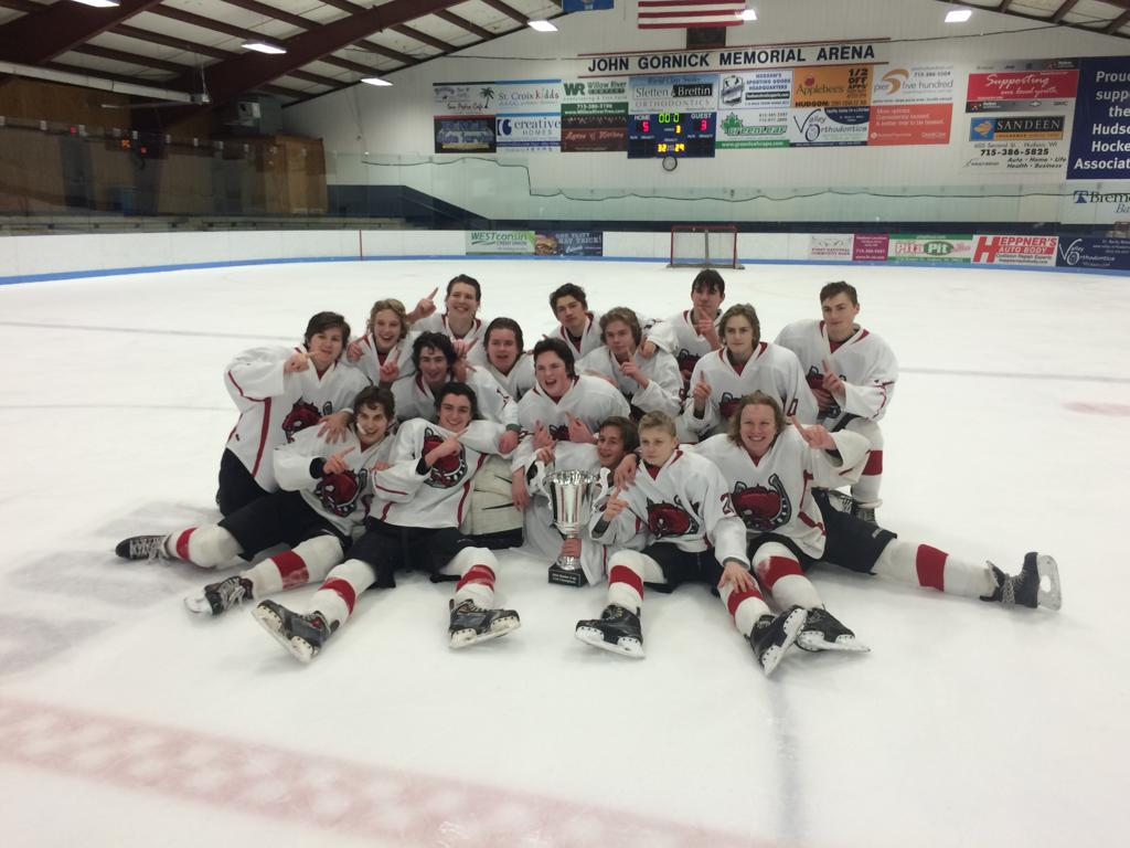 Hudson Raider U16 Champions