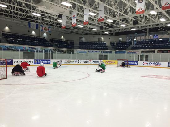 Today with Team USA: WSHC Notebook