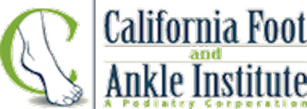 California Foot and Ankle Institute logo