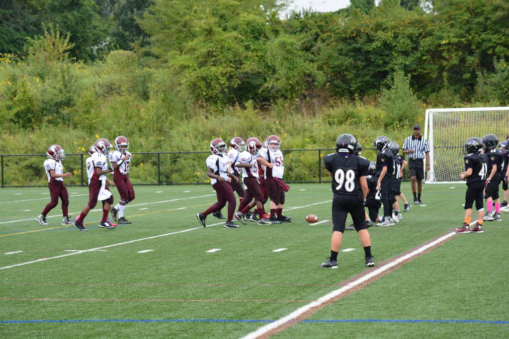 Towson Spartans Football | Photos | Towson Recreation Council