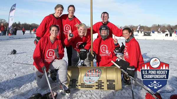 USPHC Women's Champions: Bigger, Redder, Older & Colder