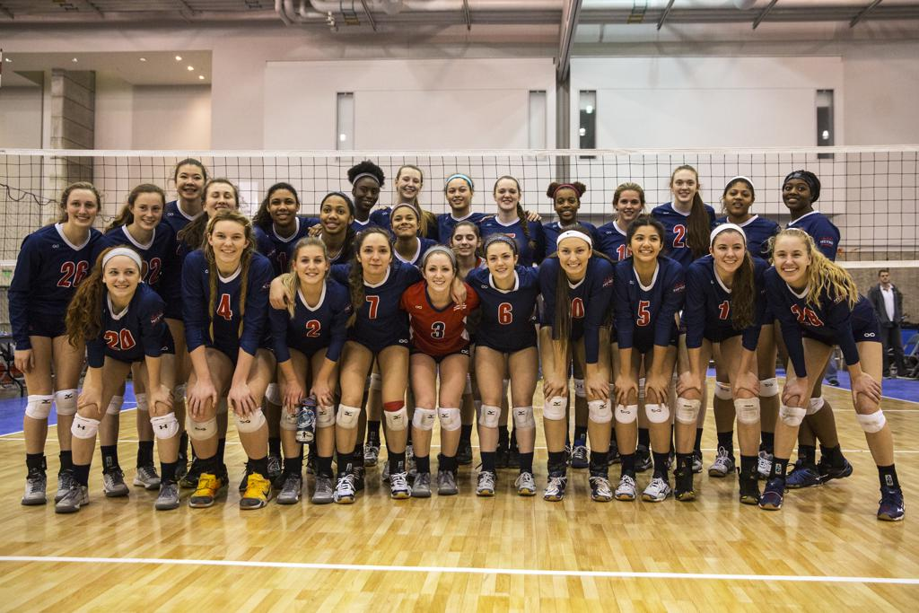 "Metro 18T traveled to Hampton to play in the first of three Mid-Atlantic Power League tournaments.  Metro came into the 66-team Black (Top) Division as the #1 over-all seed. On Saturday, Metro began play as part of ""Group 1"" – a group of the top 18 seeds"