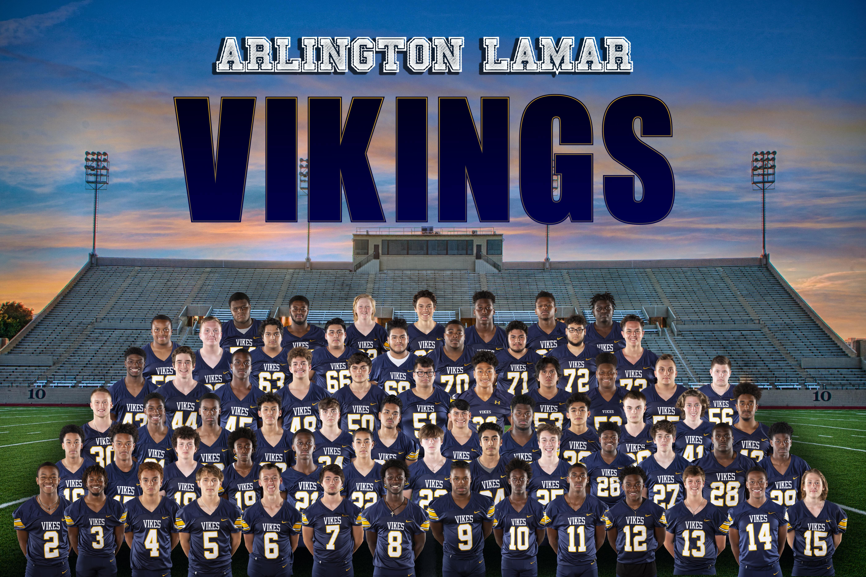 2019 Varsity Lamar Vikings