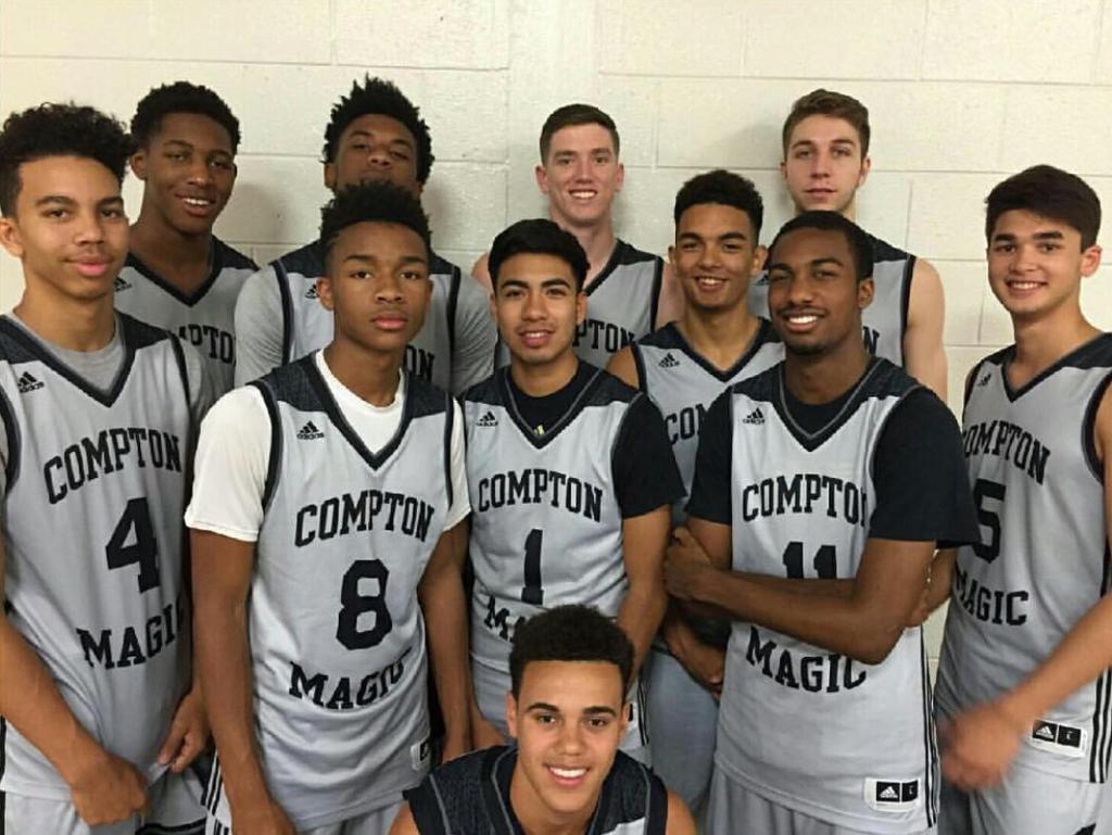 cc70fdb5444 Compton Magic-More than Basketball