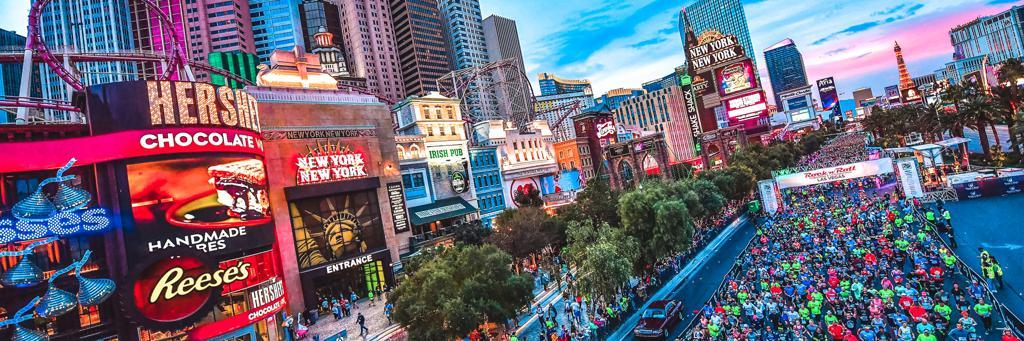 Vegas Start Line