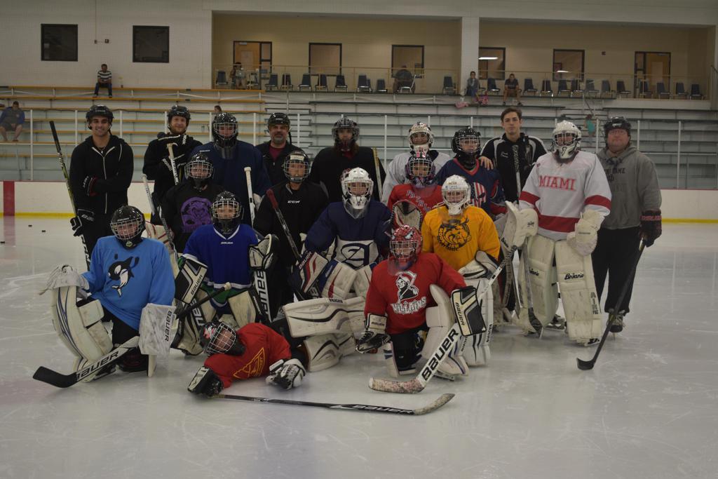 HE Parks Wolf Pack Hockey Summer Goalie Clinics