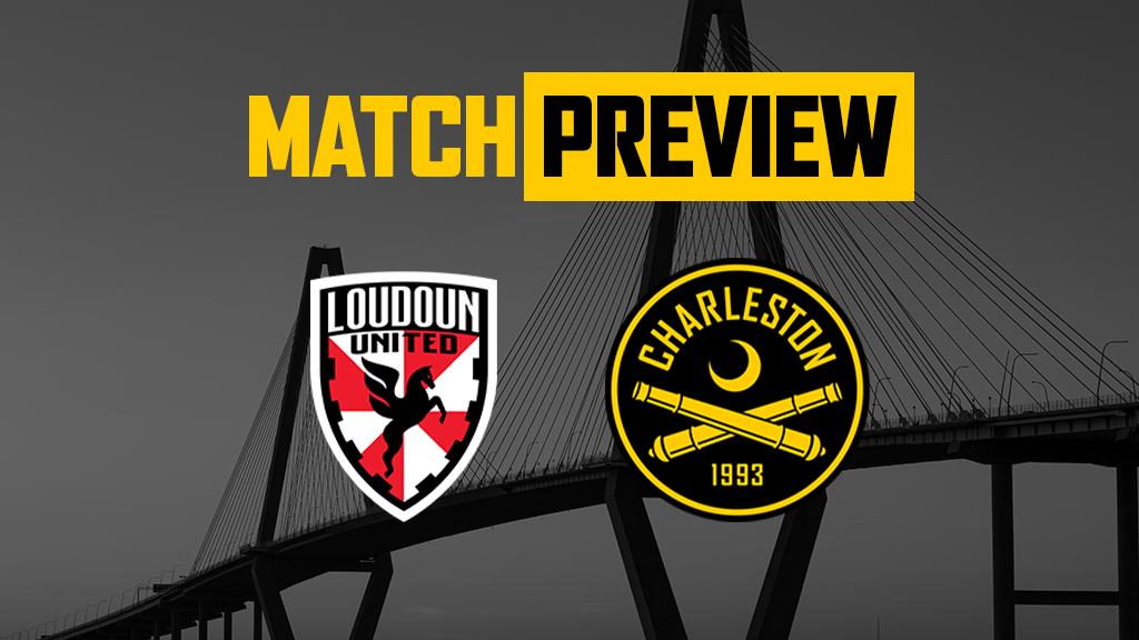 Match preview - Loudoun United FC vs Charleston Battery