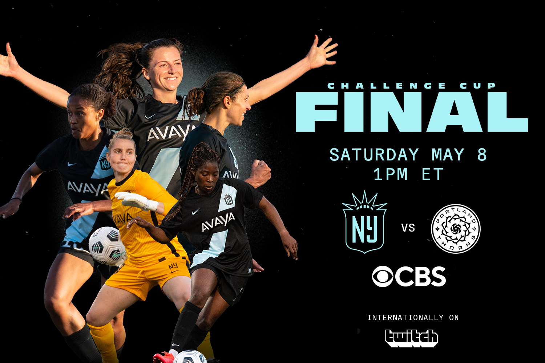 NJ/NY Gotham FC vs Portland Thorns Challenge Cup Final