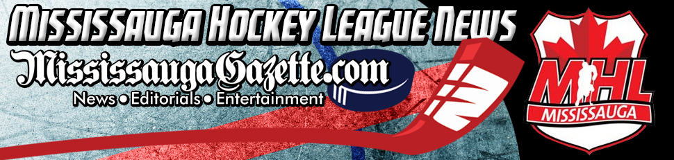 Mississauga Hockey League Logo - Mississauga News - Kevin Johnston - Kevin J. Johnston