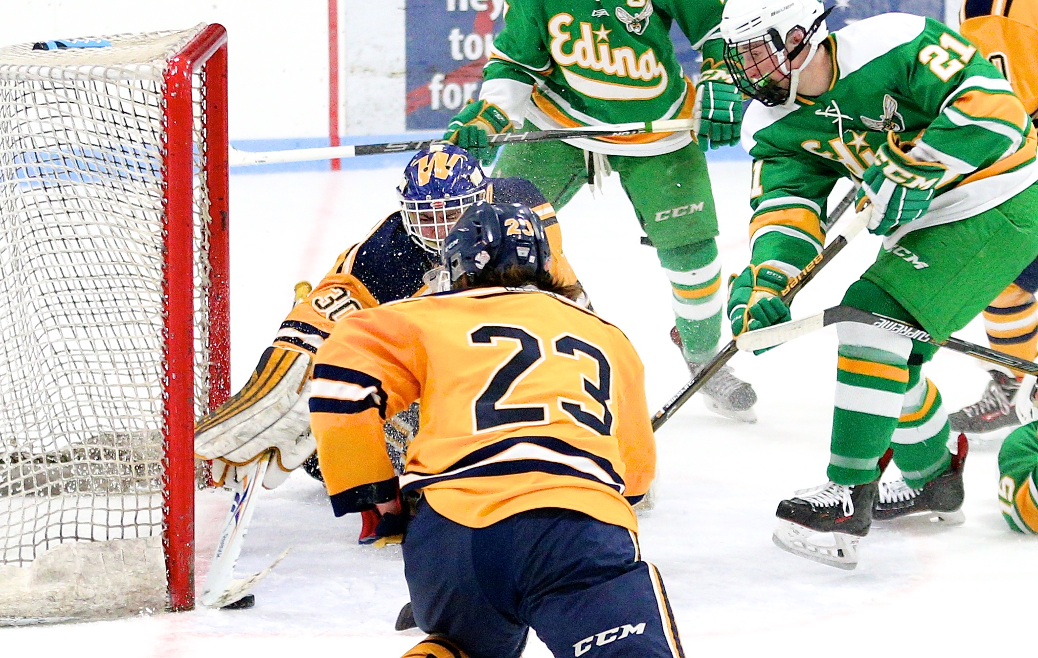 MN H.S.: Wayzata Reaches Section Final After Rallying To Defeat Edina Once Again