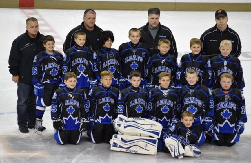Squirt Aa Championship Bound
