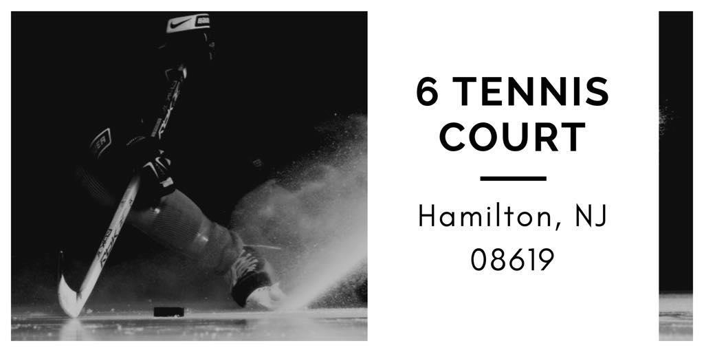 6 Tennis Court, Hamilton, NJ Ice Land