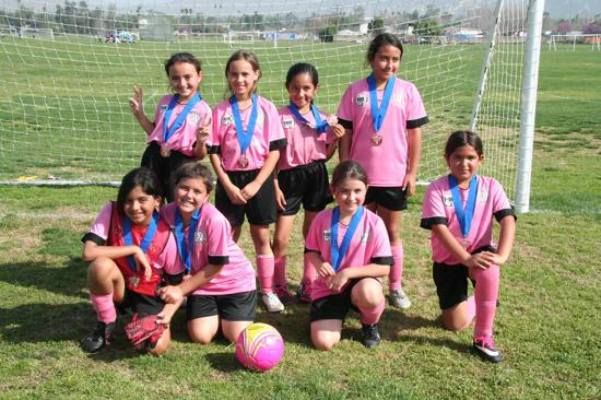 GU10 Section Champions