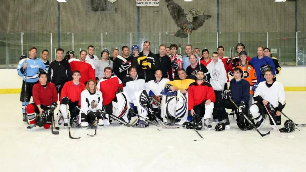 Adult Hockey Clinics 71