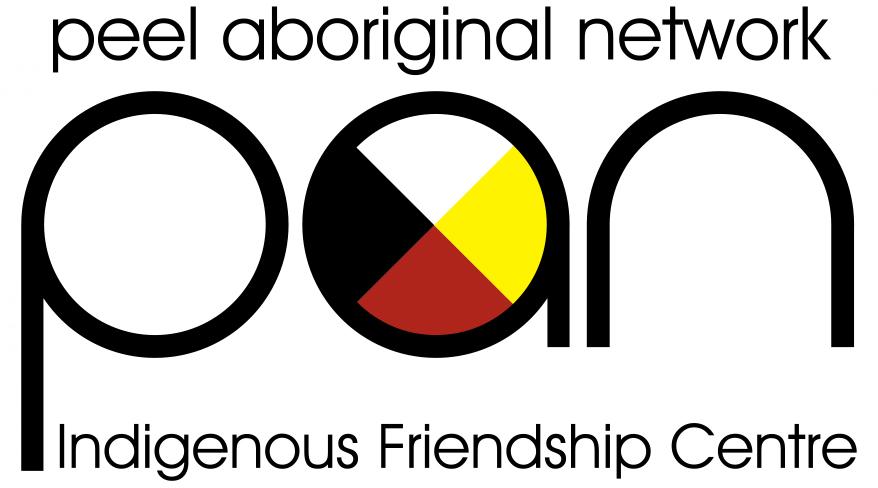 Peel Aboriginal Network Logo and Contact Info - Peel Aboriginal Network - Native Art - First Nations Art in Mississauga, Brampton and Peel Region.