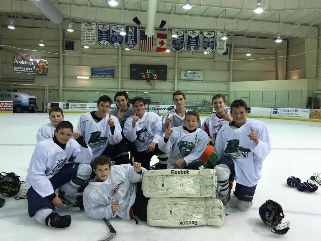 March 24th -- Thursday4 v 4 Night Pond Hockey Champs