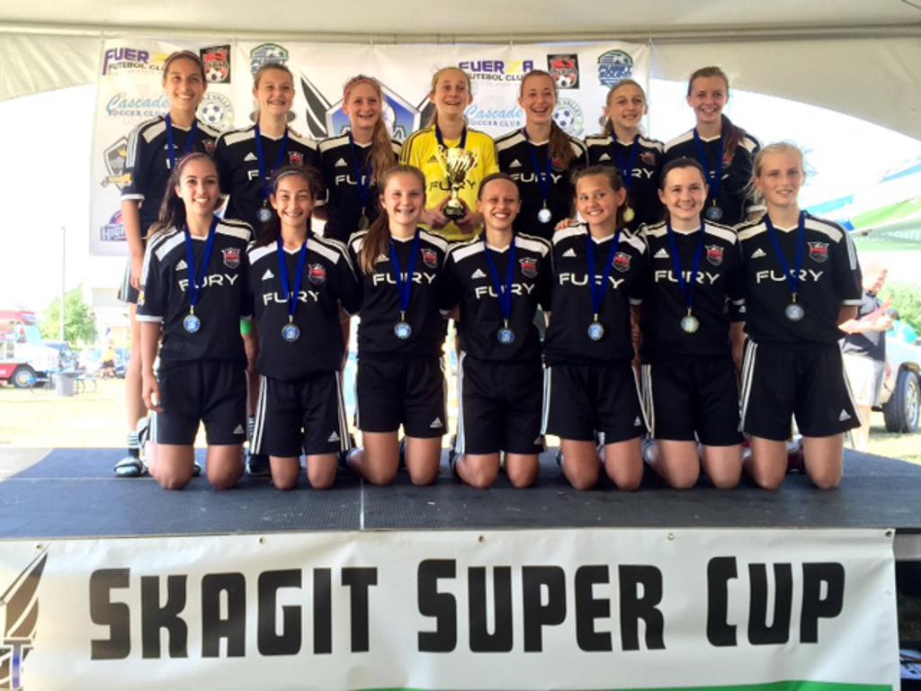 2015 Skagit Super Cup Champions!
