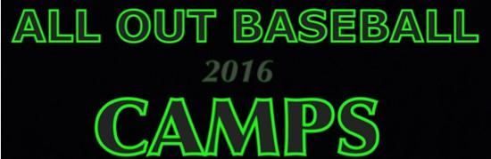 All Out Baseball Camps