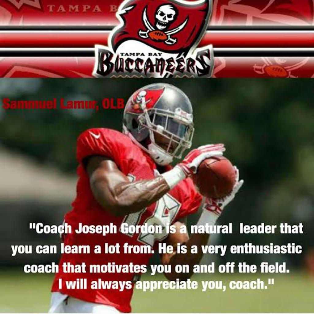 NFL Stars Speak about K9 Sportz Founder!