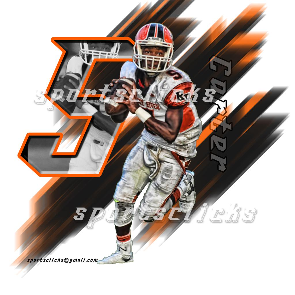 tyshawn carter quaterback rock river high school