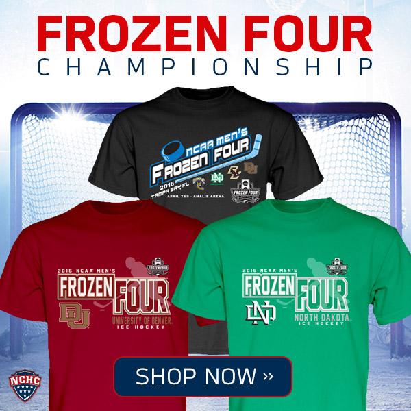 Denver Levins: Denver's Levin Earns NCAA Elite 90 Award At Frozen Four