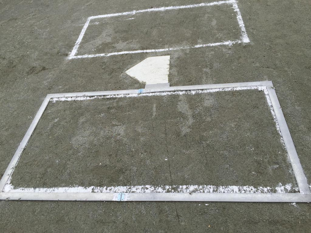 Batters Box Template | How To Properly Prep And Line A Diamond