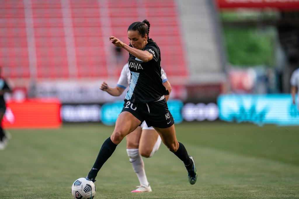#20 Evelyne Viens Forward Gotham FC