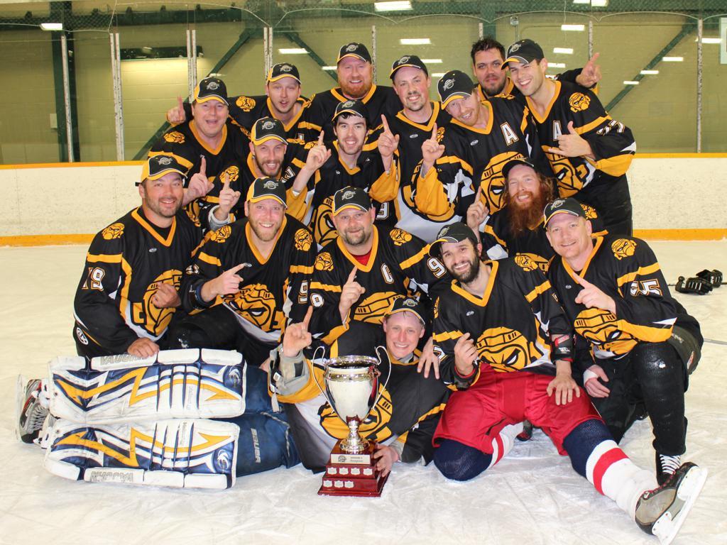 Saratoga adult hockey league can not