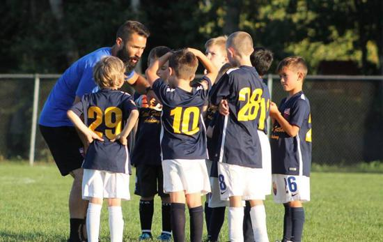 Expert coaching at TFA Willamette to help your players learn and thrive!