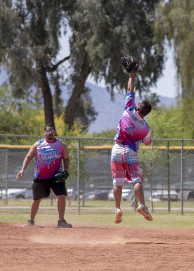 Gay softball tournament