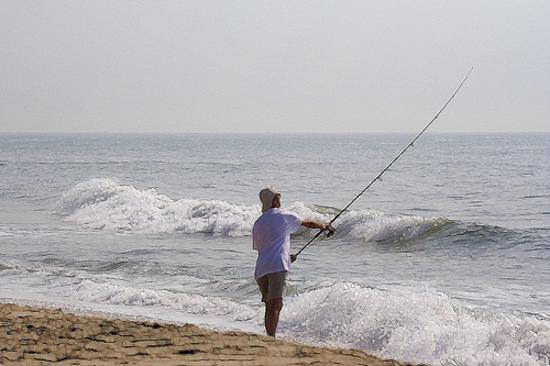 Get your fishing gear and the guys and head on down to LBI!