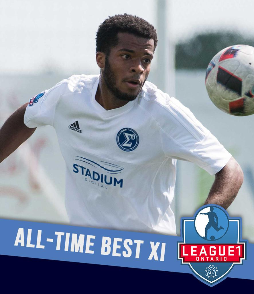 Jonathan Grant: L1O All-Time Best XI